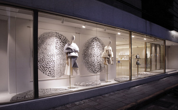 ART HAUS 2017 S/S Window Display & ART HAUS 2017 S/S Window Display - MENG-TANG CHUANG
